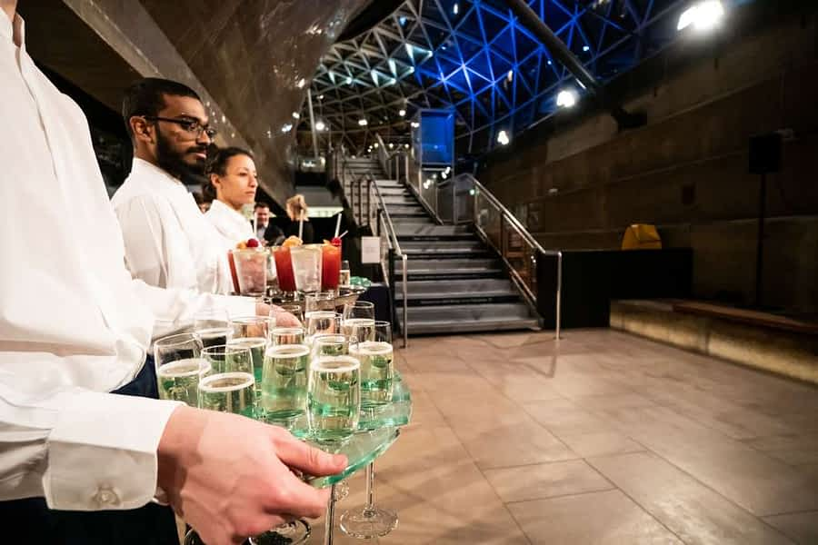 cutty sark christmas party london