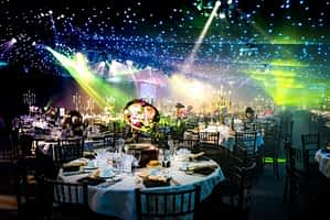 enchanted pavilion tower of london christmas party