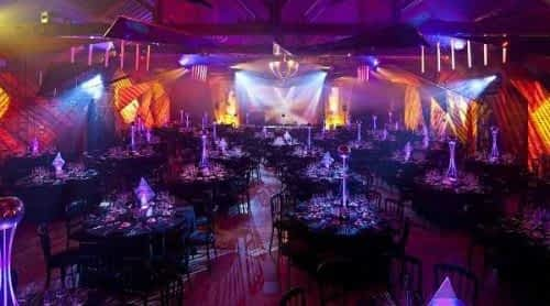 Christmas Parties Central London north east west south