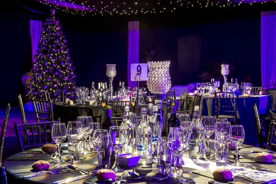 london masquerade christmas party